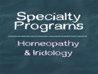 Homeopathy & Iridology