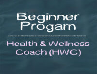 Health & Wellness Online Program