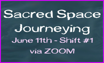 Sacred Space Journeying