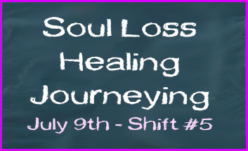 Soul Loss Healing Journeying