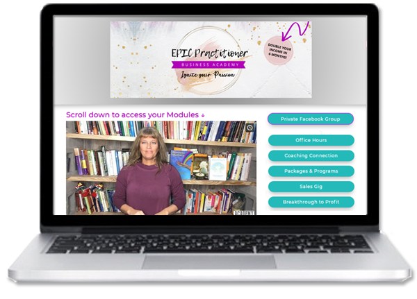 Natural Health Practitioner Business Academy Online