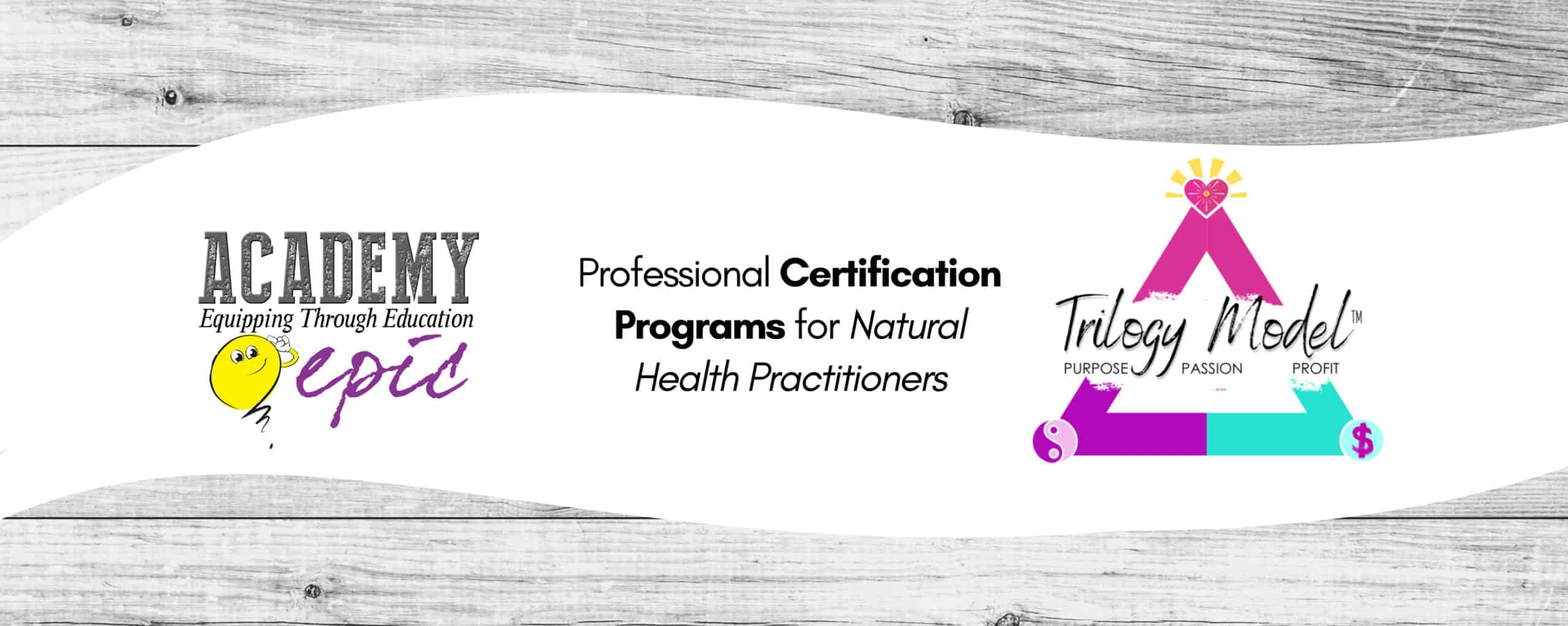 natural health certificate programs online