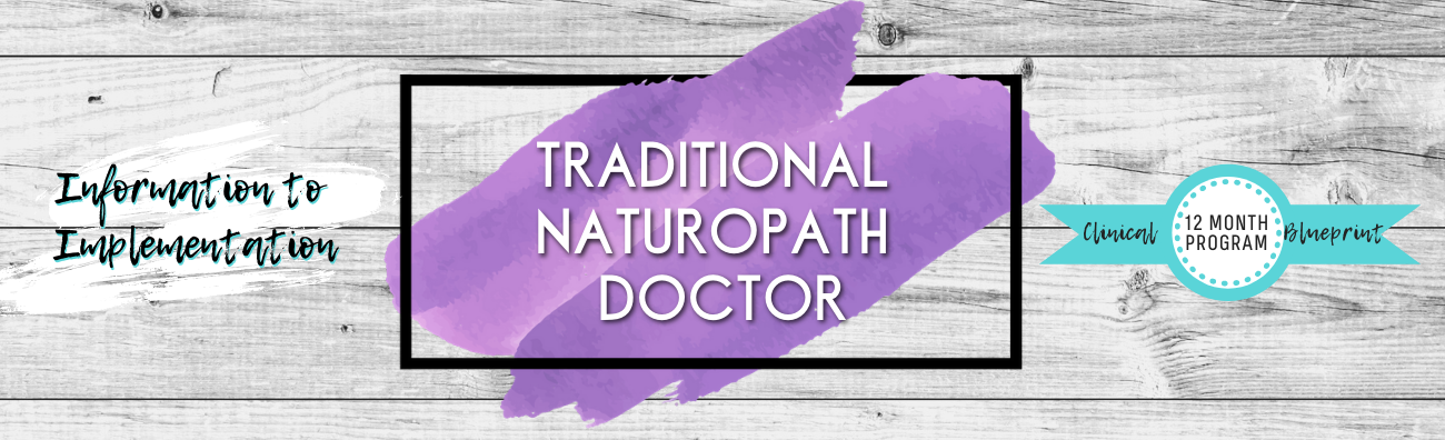 Naturopathic Doctor Online Course (ND)